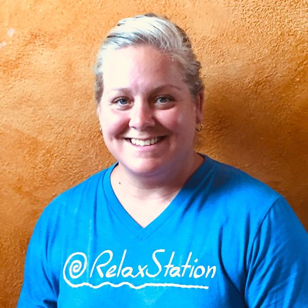 Headshot of Relax Station therapist